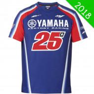 T-SHIRT HOMME MV25 YAMAHA 2018