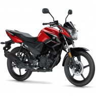 audemar:YAMAHA YS125 Power Red