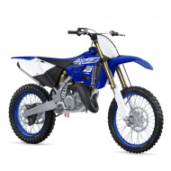 audemar: YZ125 Racing Blue Profil droit