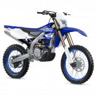audemar:WR450F Racing Blue Avant droit