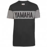 T-SHIRT NOIR LUBBOCK POUR HOMME-YAMAHA FASTER SONS 2019