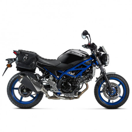 audemar:SUZUKI SV650 SCRAMBLER Glass Sparkle Black