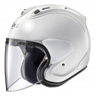 audemar:CASQUE JET ARAI SZ-R VAS WHITE DIAMOND