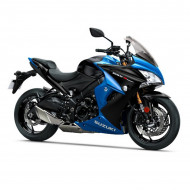 audemar:GSX-S1000F Metallic Triton Blue / Glass Sparkle Black