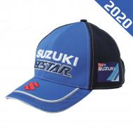 audemar:CASQUETTE ADULTE SUZUKI MOTOGP TEAM 2020