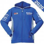 audemar:SWEAT A CAPUCHE HOMME SUZUKI MOTOGP TEAM 2020