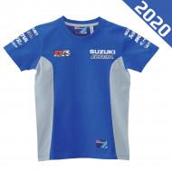 audemar:T-SHIRT POUR ENFANT SUZUKI MOTOGP TEAM 2020