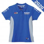 audemar:POLO POUR FEMME SUZUKI MOTOGP TEAM 2020