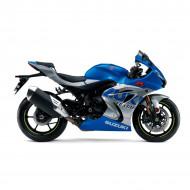 audemar:GSX-R1000R  Metallic Triton Blue / Silver
