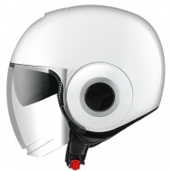 audemar:Casque Jet SHARK Nano Blanc