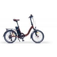 audemar:Image du vélo électrique GOES 20 ST en vente chez AUDEMAR à hyères, vélo électrique pliant pour bateau