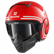 audemar:CASQUE SHARK RAW 72