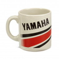 audemar:MUG YAMAHA 2017 REVS ARROWS BLANC ROUGE NOIR