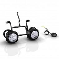 audemar:KIT FEUX ANTI-BROUILLARD A LED POUR YAMAHA TRACER 900